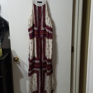 Sanctuary Aztec Print Dress